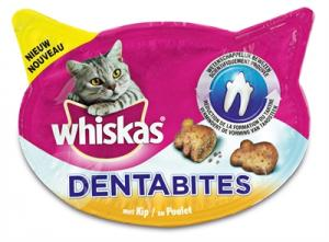 Whiskas Dentabites 40 Gr