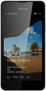 Microsoft Lumia 550 Black (6438158747579)