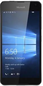 Microsoft Lumia 650 Black