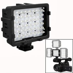 48-led Video Licht Met 3 Filters Voor Camera / Camcorder Cn-48h