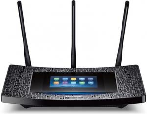 TP-Link Wireless-AC1900 Router Touch P5