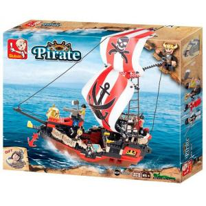 Sluban Groot Piratenschip