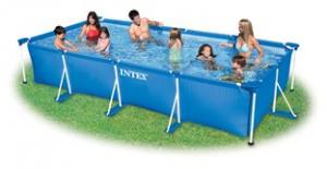 Intex 28273NP Family Frame Pool 450x220x84cm
