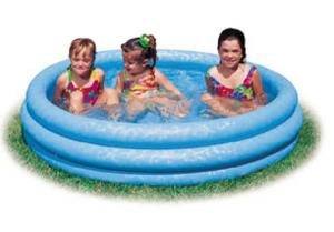 Intex Crystal Blue Pool 147x33 (6941057454269)