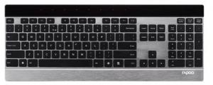 Rapoo 5GHz Ultra-slim Keyboard + Numeriek Keypad Mm-touchkeys -