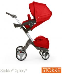 Xplory Stokke Red