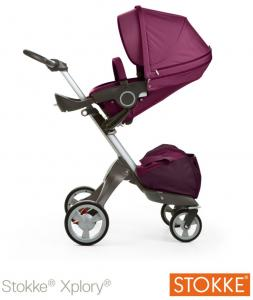 Xplory Stokke Purple