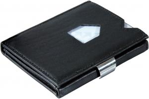 Exentri Leather Wallet RFID Black