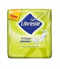 Libresse Ultra Thin Long Triple Protection 14st