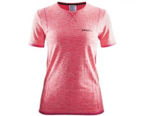 Craft Be Active Comfort RN SS W Thermo Shirt Dames Crush Roze