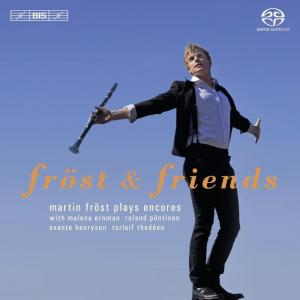 FROST AND FRIENDS / MARTIN CLARINET ROLAND PONT