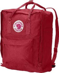 Fjallraven Kanken Rugzak Deep Red
