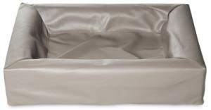 BIA BED HONDENMAND TAUPE 6 100X80X15 CM