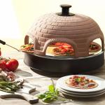 Emerio Pizzarette Original Pizzaoven - 4 Personen