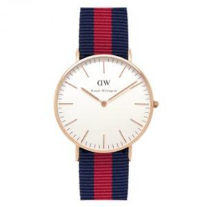 Daniel Wellington DW00100029 Classic Lady Oxford Horloge