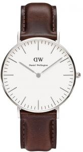 Daniel Wellington Classic 36mm Bristol Rose Gold