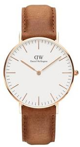 Daniel Wellington Classic Lady Horloge Rose Gold - Durham