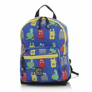 Pick & Pack Pick Pack Polyester Monster Backpak