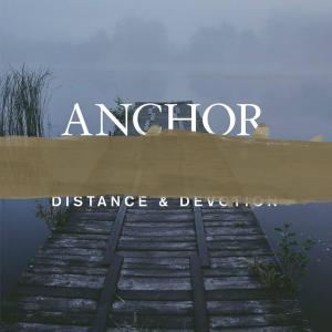 DISTANCE & DEVOTION/BLUE BLUE VINYL. ANCHOR Vinyl LP