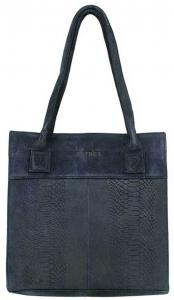 DSTRCT Portland Road Shopper Small Dark Blue