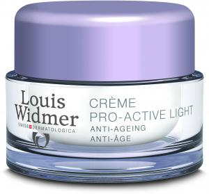 Louis Widmer Cr Pro-Active Light Anti-Ageing Nachtverzorging 50m