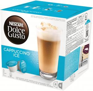 Dolce Gusto Cappuccino Ice 3 X 16 Cups: Cups & Capsules