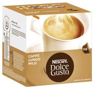 Koffie Dolce Gusto Lungo Mild 16 Cups