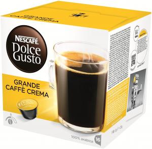 Dolce Gusto Grande Caffe Crema 3 X 16 Cups: Cups & Capsules