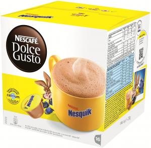 Dolce Gusto Nesquik 3 X 16 Cups: Cups & Capsules