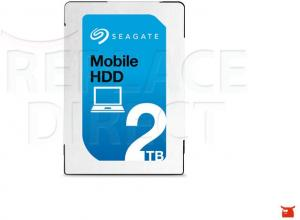Seagate Mobile HDD - 2TB