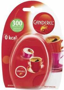 Canderel Zoetjes Dispenser 300tab
