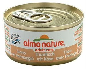 Almo Nature Cat Tonijn/kip/kaas 70 Gr