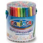 Carioca Viltstift Doodles 100 Stiften In Een Plastic Pot