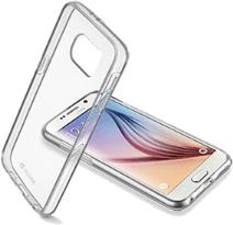 Cellular Line Samsung Galaxy S6 Hoesje Invisible Transpar