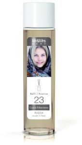 Mr And Mrs Fragrance Navulling No23 Siberian Leather 260 Ml