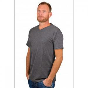 T-shirts Alan Red T-Shirt Vermont Anthracite