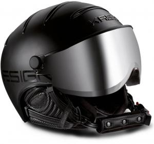 Skihelm Kask Class Shadow - Black Photochromic Vizier ˜