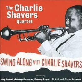 SWING ALONG WITH... ...CHARLIE SHAVERS. Audio CD CHARLIE SHAVERS