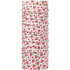 Buff Little Fruits Coral Voor Meisjes - Wit