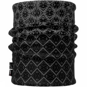 Buff Polar Reversible Neckwarmer Jing - Zwart
