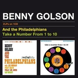 AND THE PHILADELPHANS/.. .. TAKE A NUMBER FROM 1 TO 10. BENNY GO