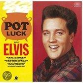 POT LUCK WITH ELVIS -HQ- INCL. 2 BONUS TRACKS. PRESLEY Vinyl LP