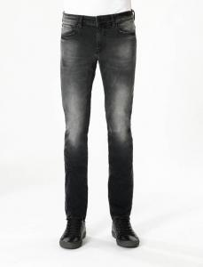 Rick Black Vintage Faded Jeans
