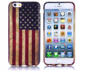 Stars And Stripes IPhone 6 TPU Hoesje