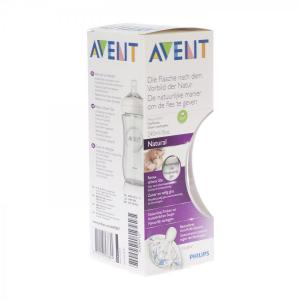 Avent Natural Zuigfles Glas