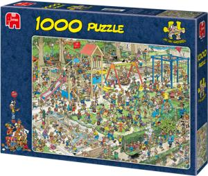 Puzzel JvH: The Playground 1000 Stukjes