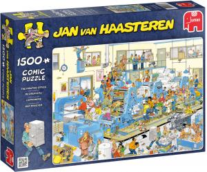 Puzzel JvH: The Office 1500 Stukjes