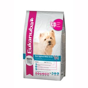 Eukanuba Dog West Highland White Terrier 25 Kg