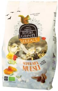 Royal Green Super Mix Muesli 375gr