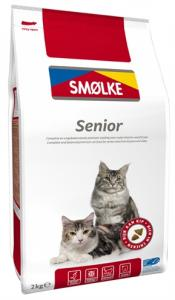 Smolke Cat Senior 2 Kg